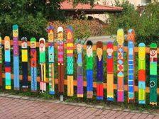 822494439f2f668f5ab67a53aafd5516 garden fences garden art 1
