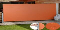 тентовый забор - KIHUZHATO SZELVEDO NARANCS 180m 240x121 - Тенты для забора