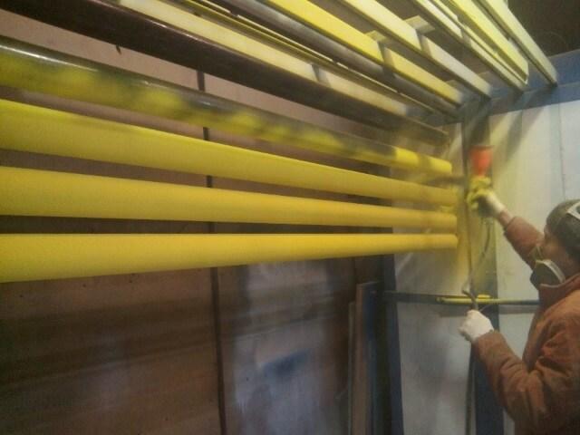 покраска металла -  D0 BF D0 BE D0 BA D1 80 D0 B0 D1 81 D1 87 D0 B8 D0 BA D0 B8 5 - Покрасчики металла: технологии и компании