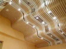 металлический потолок -  D1 82 D0 BE D0 BF 10 6 224x168 - ТОП 10 стильных металлических потолков