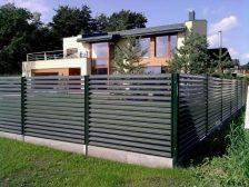 забор -  D1 87 D0 B5 D1 80 D0 BD D1 8B D0 B9  D0 BC D0 B5 D1 82 D0 B0 D0 BB 4 224x168 - Черный металл или оцинкованная сталь с полимерным покрытием: какой забор выбрать?