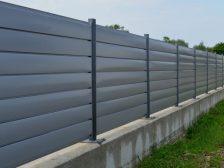 забор - 14 2 224x168 - Черный металл или оцинкованная сталь с полимерным покрытием: какой забор выбрать?