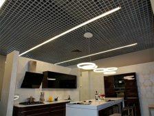 металлический потолок - 20 2 224x168 - ТОП 10 стильных металлических потолков
