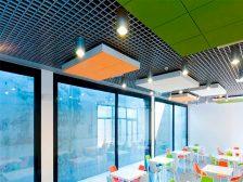 металлический потолок - 3 3 224x168 - ТОП 10 стильных металлических потолков