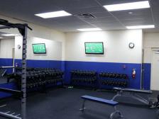 потолки для спорт зала - 7 224x168 - Подвесной потолок для спортзала, фитнес-клуба