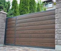 Забор Брус стеновой - 9 200x168 - Забор «Брус стеновой»