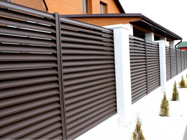 zabor-dlya-doma паркан - 30 - Огорожа для приватного будинку: все, що потрібно знати