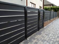 заполнение ворот и калиток - 37 224x168 - Новый взгляд на заполнение ворот и калиток