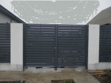 заполнение ворот и калиток - 8 6 224x168 - Новый взгляд на заполнение ворот и калиток