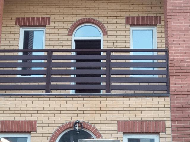 ogragdenia - balkonov